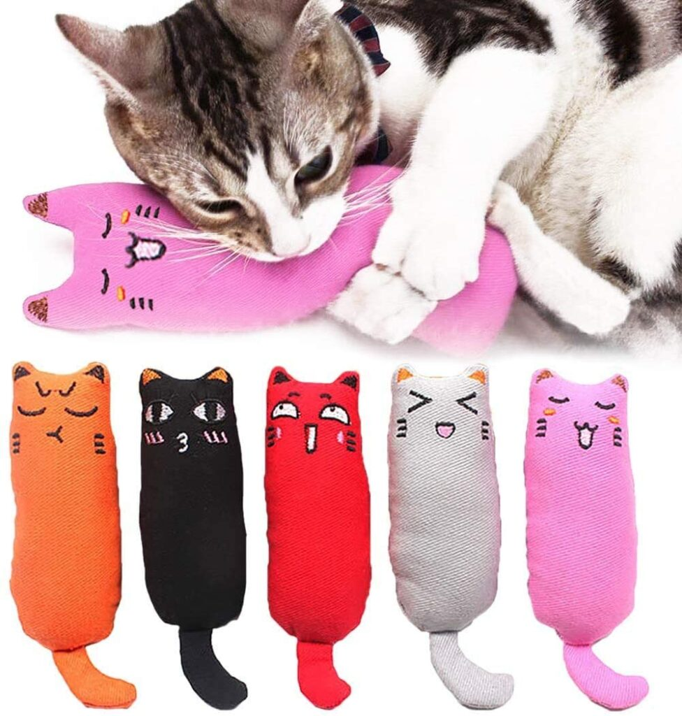 Finding The Right Cat Toy